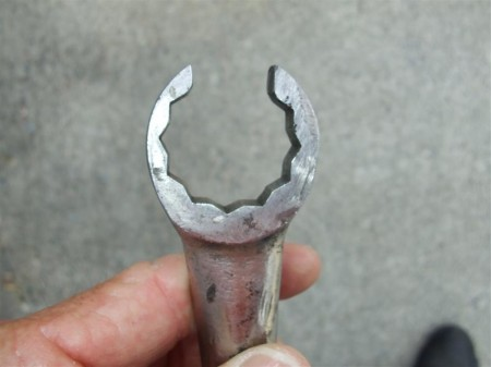 Oil Cooler Line Wrench #2 009 (Medium)