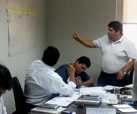Curso 1-2 Sep , 2014 Petrex - Bolivia -3