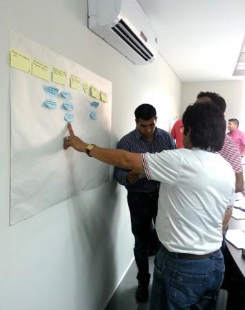 Curso 4-5 Sep , 2014 Petrex - Bolivia -2