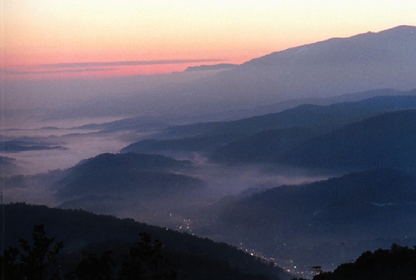 Gatlinburg Sunrise 1
