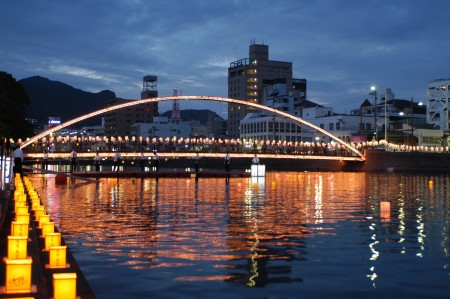 Albuquerque_Bridge-Sasebo_River,_Sasebo