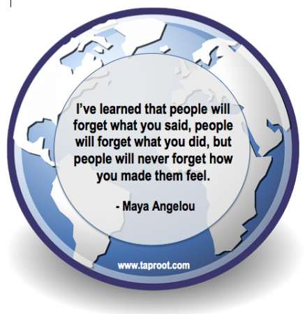 WW Angelou