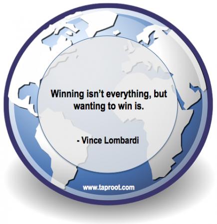 WW winning