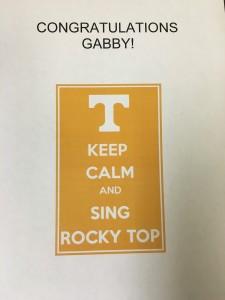 Gabby Rocky Top