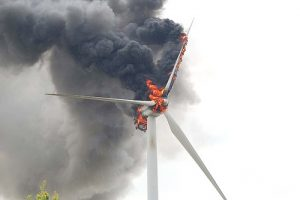 Turbine failure