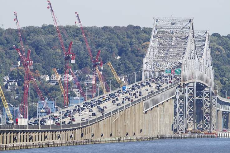 Tappan Zee Before