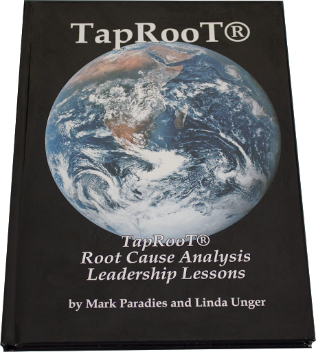 Root Cause Analysis Leadership Book