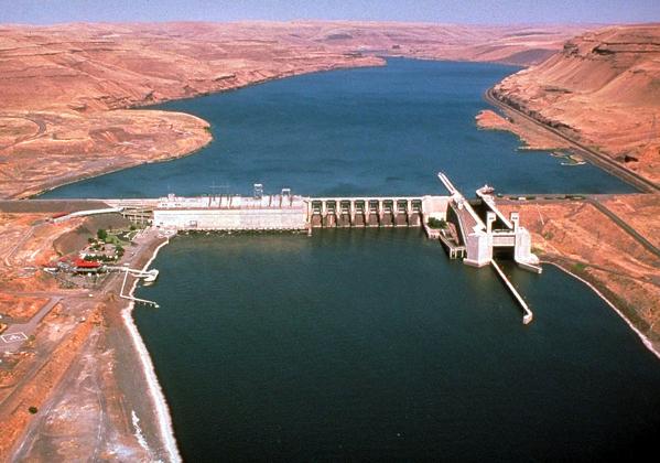 Monumental Dam
