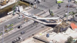 collapse miami bridge