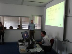 TapRooT® Around the World: Onsite Course, ENI in Italy