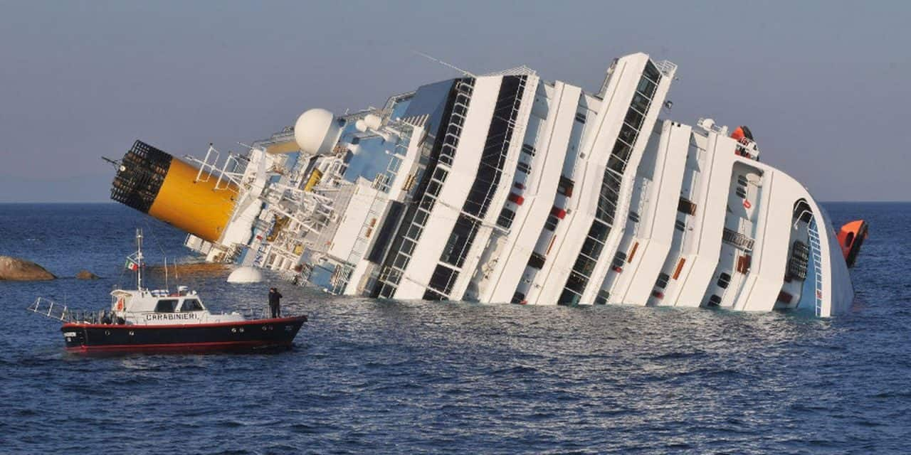 Two young British teenage girls are hospitalised in Italy after being beaten and gang raped  Costaconcordia