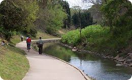 Little Sugar Creek Greenway, Charlotte