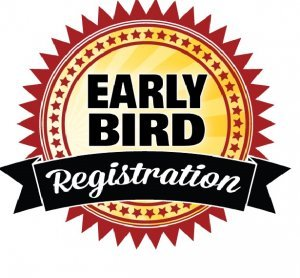 Early Bird Registration Graphic