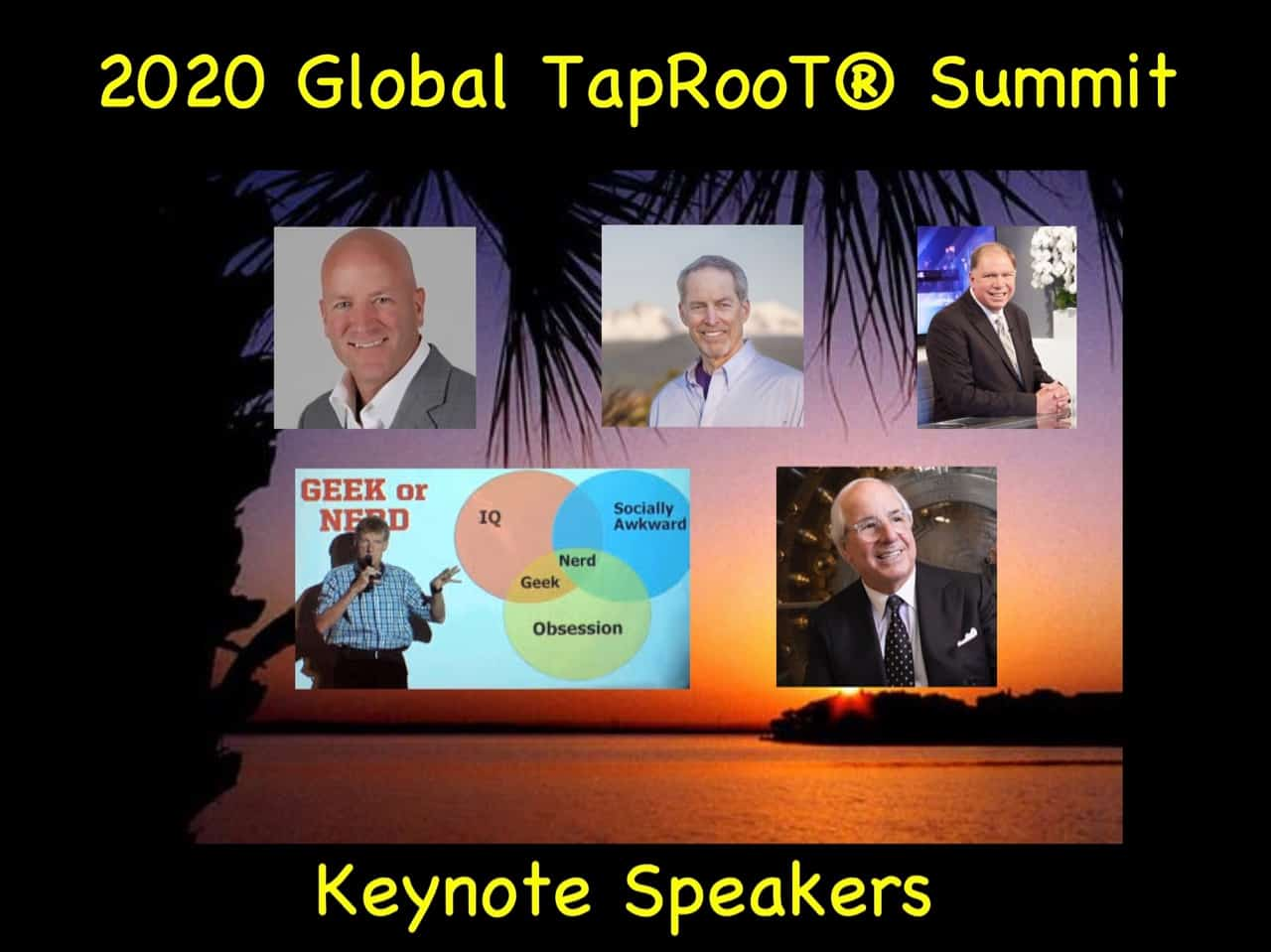 Keynote Speakers at Summit