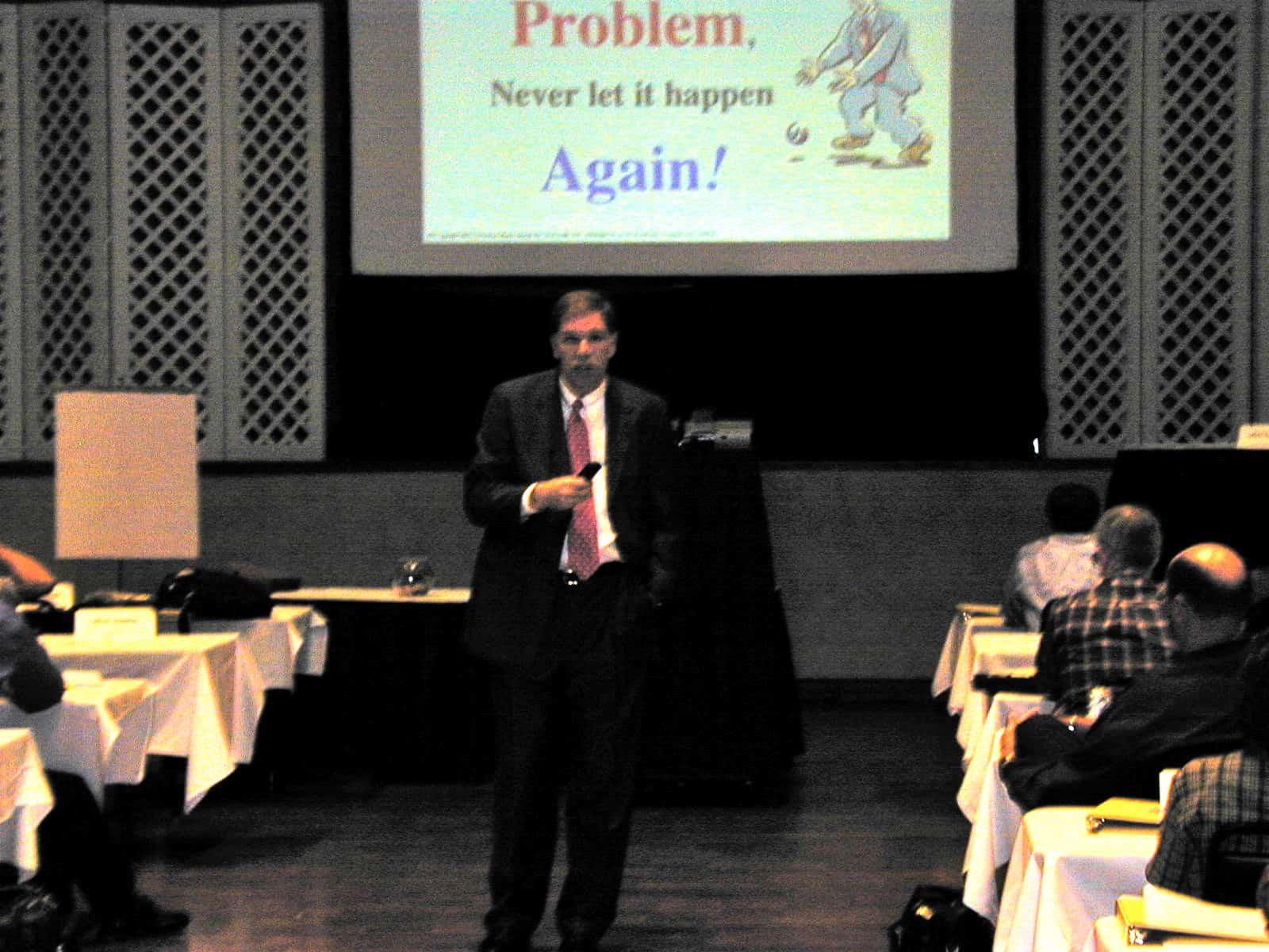 Mark Paradies - Keynote Speaker