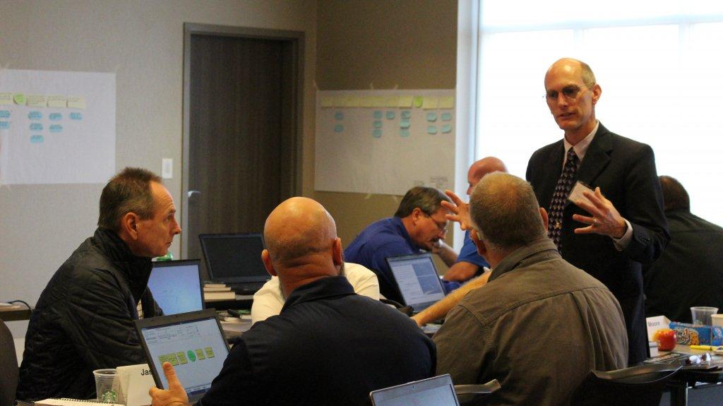 Ken Reed Teaching