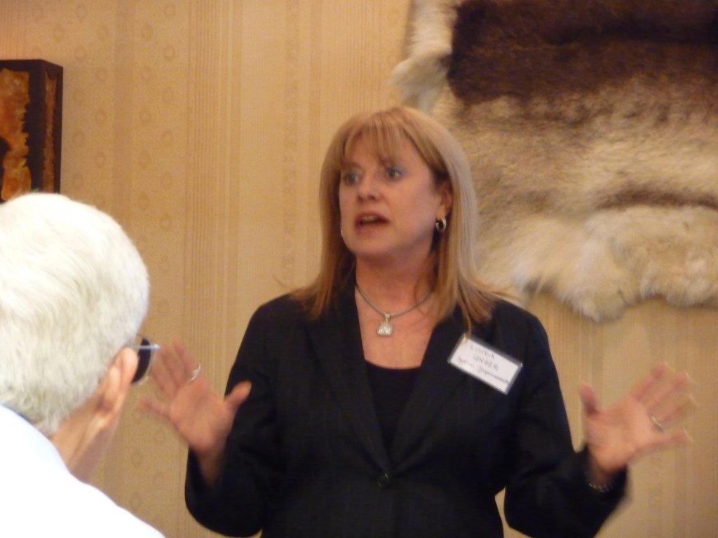 Linda Unger Teaching