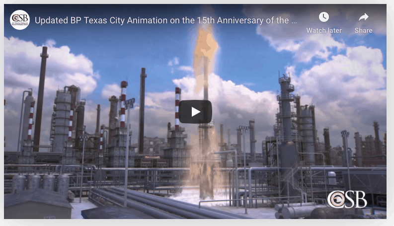 BP Texas City Annimation