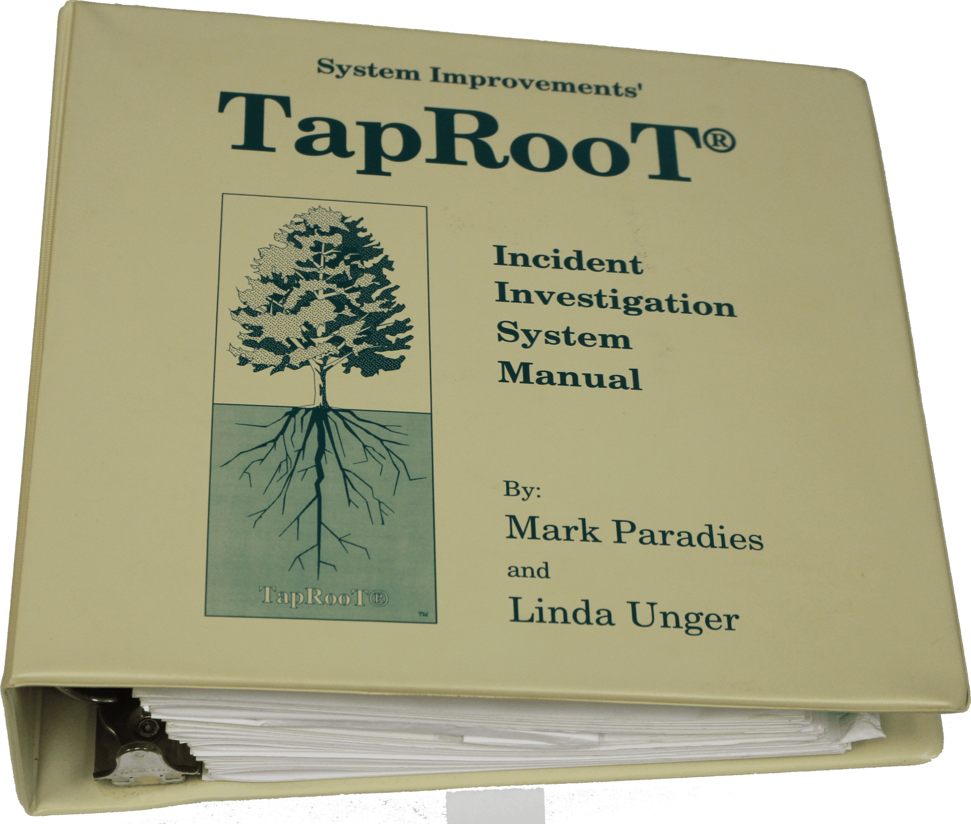 TapRooT® ® Manual