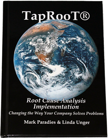 Book 2: Root Cause Analysis Implementation