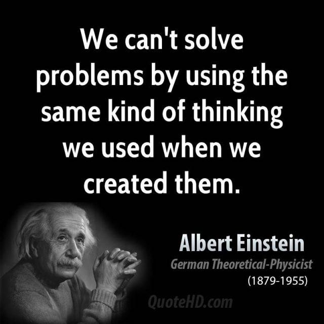 repeat incidents, Albert Einstein