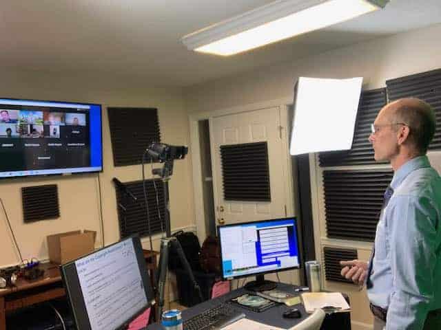 Ken Virtual Teaching