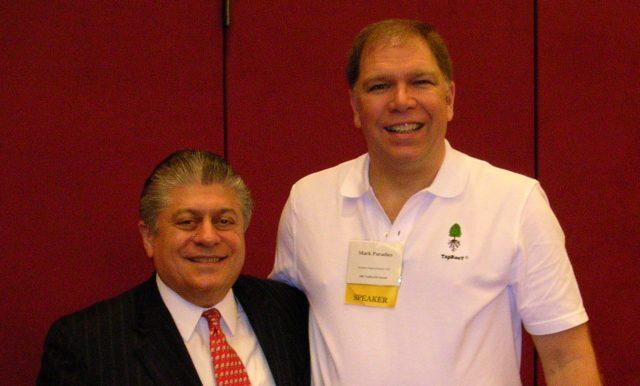 Judge Napolitano, Mark