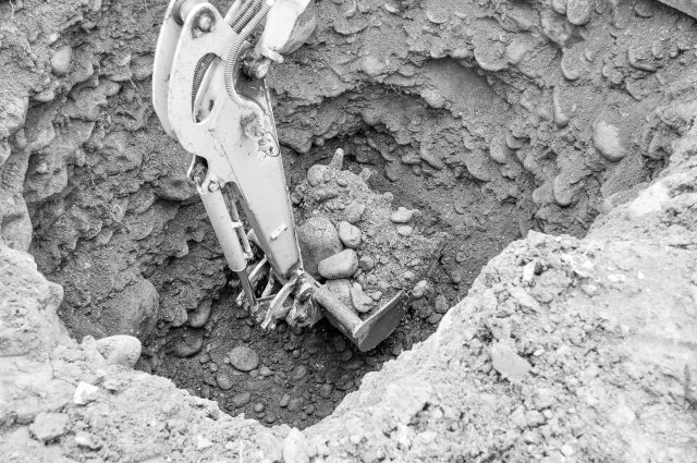 When did you dig deep enough?