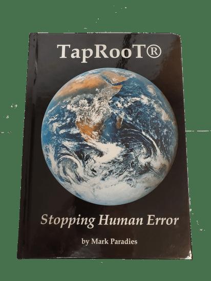 Stopping Human Error Book