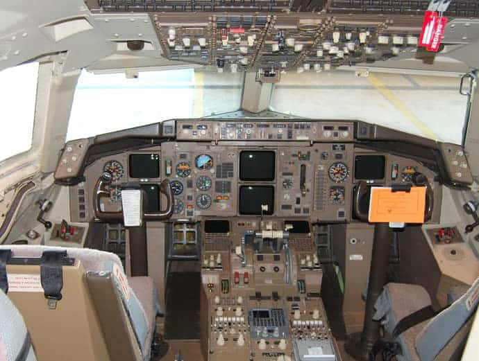 Boeing 757 200 nose-down incident/investigation