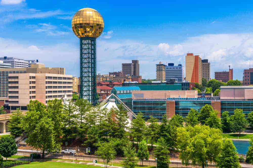 downtown Knoxville TapRooT® Summit