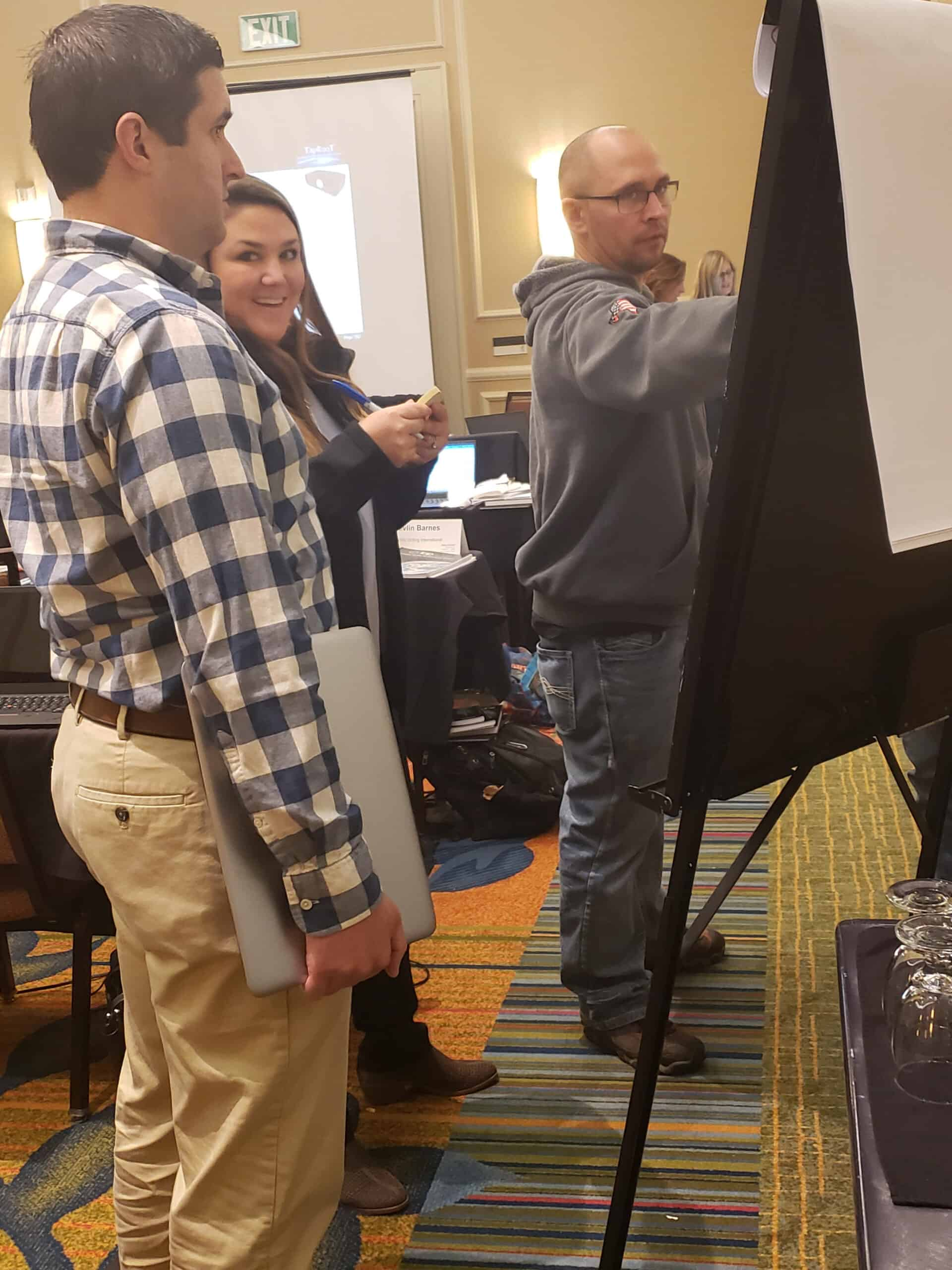 TapRooT® course pics from Heidi