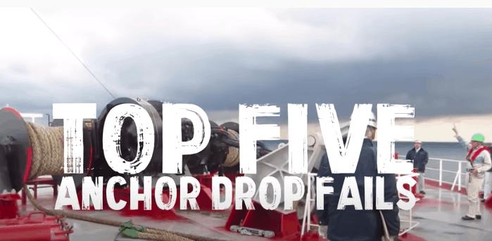 top 5 anchor drop fails
