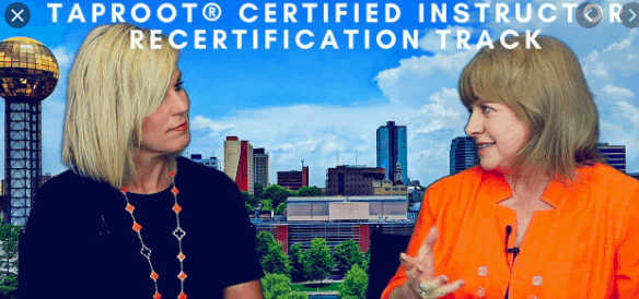 TapRooT® Certified Instructor