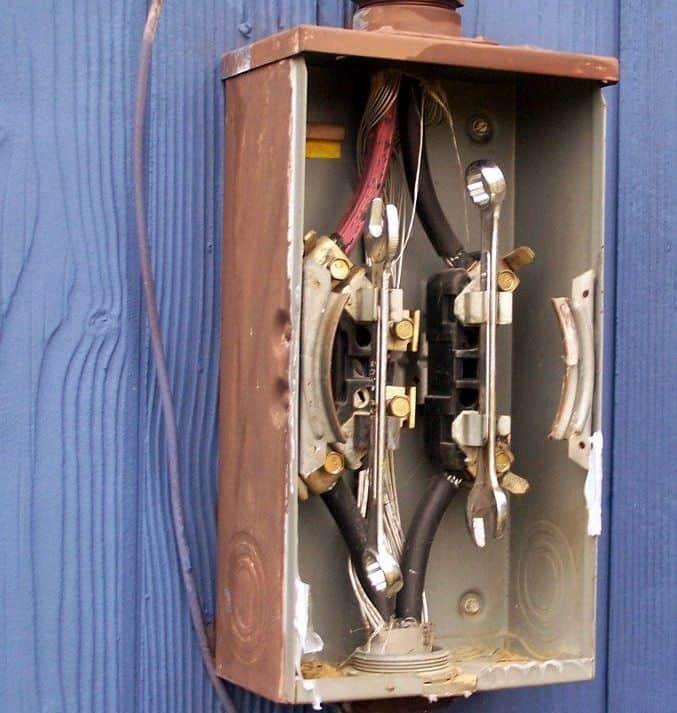 meter gone wrong