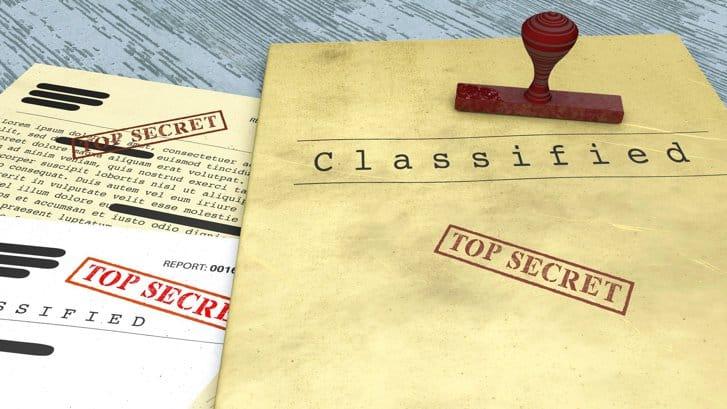 classified image