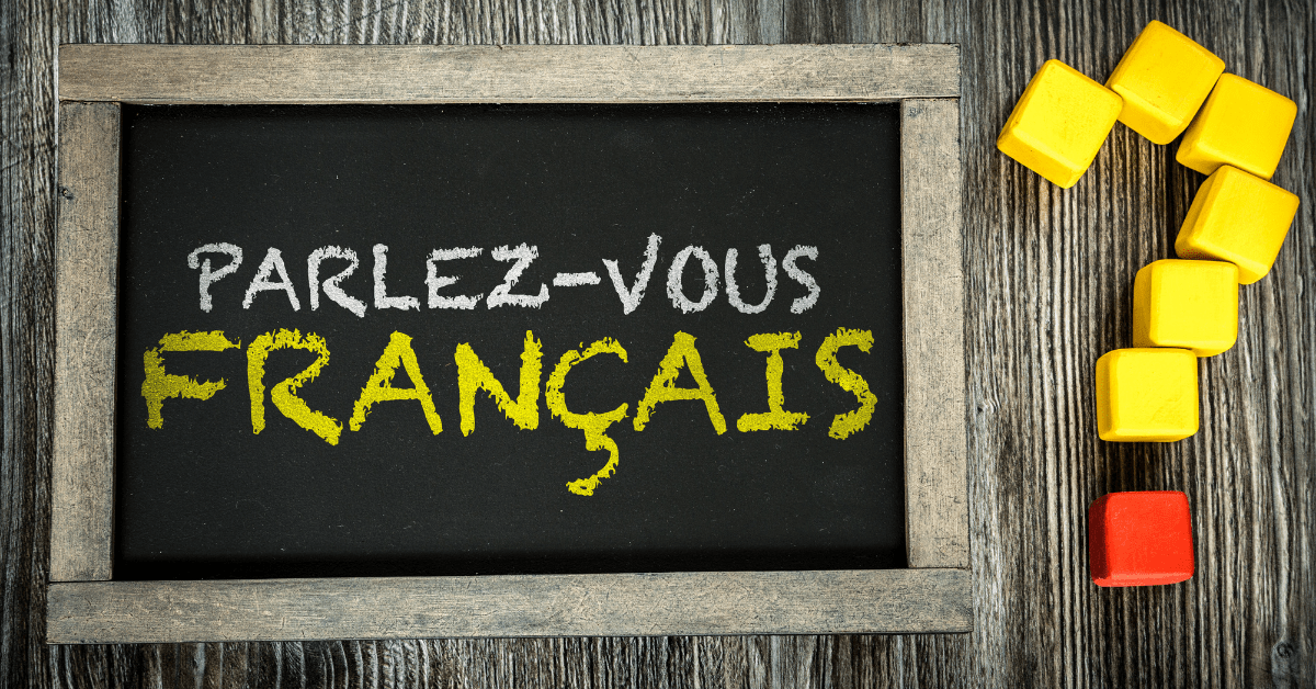 Teach in French