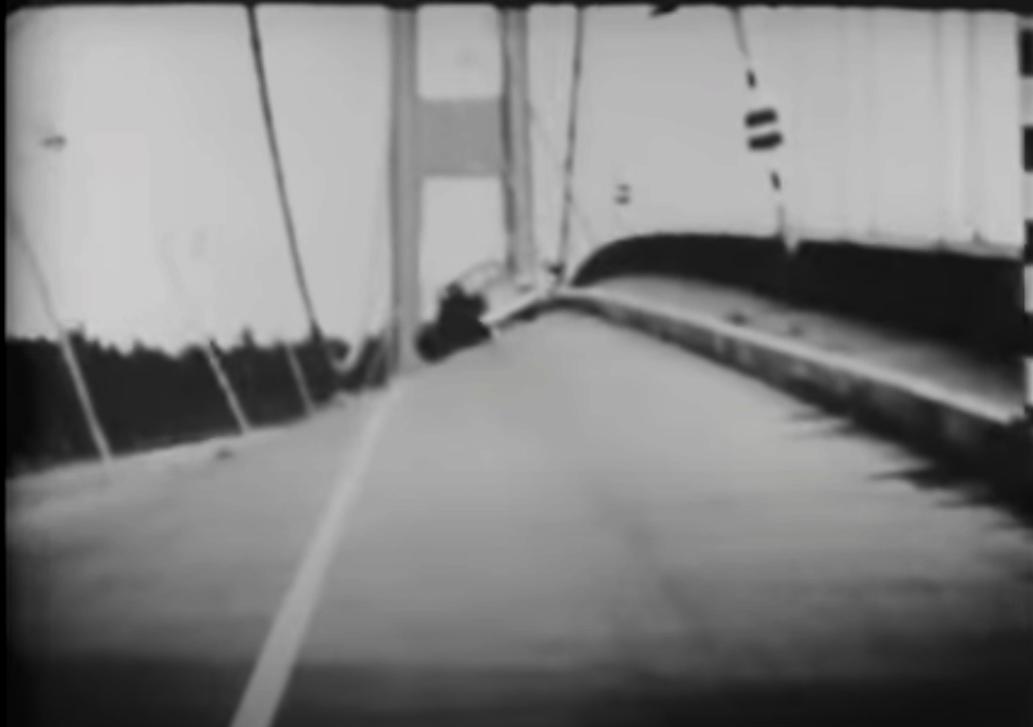 Tacoma Narrows Bridge Failure