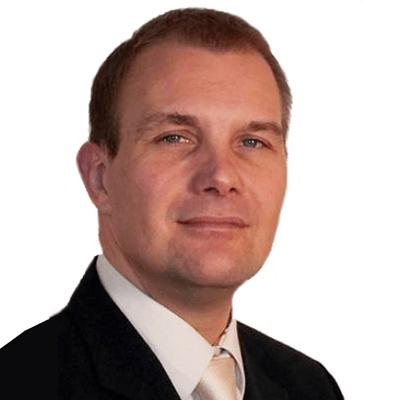 Claus Rose, VP GE
