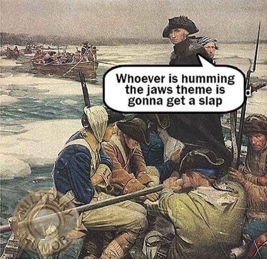 friday joke jaws